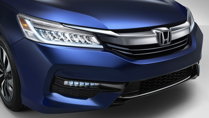 2017 Honda Accord Hybrid launches with best-in-class fuel economy