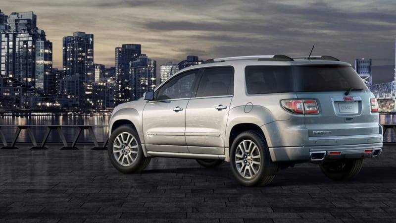 GM may compensate crossover buyers for overstating MPG ratings [UPDATE]
