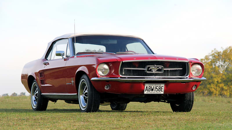 Tywin Lannister is selling his 1967 Ford Mustang