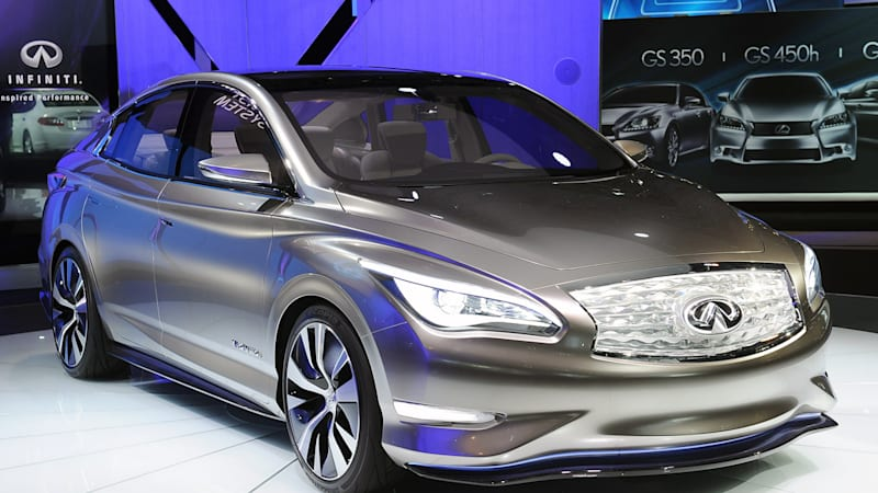 Interest in an Infiniti EV is muted, to say the least