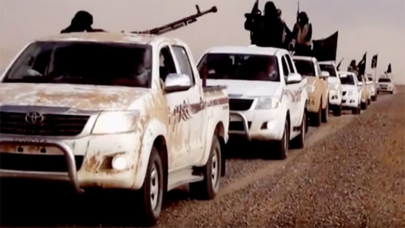 Toyota Certified Pre Owned >> US inquires why ISIS has so many Toyota trucks - Autoblog