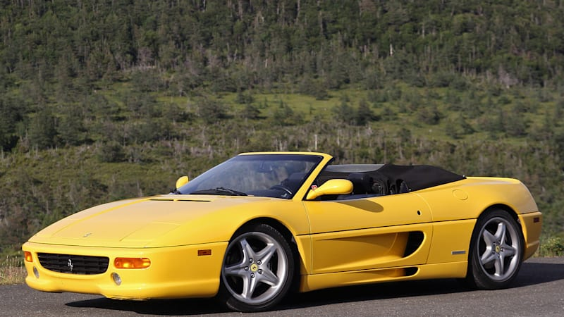 Best of Autoblog: What I learned after 5,600 miles in a Ferrari F355 Spider