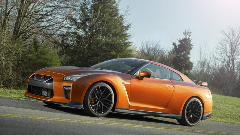 Nissan's next-generation GT-R may have a hybrid powertrain