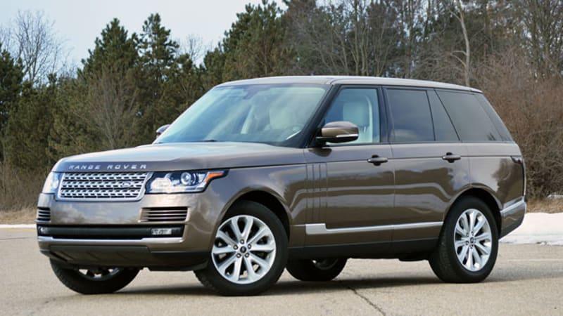 2014 Land Rover Range Rover Hse Autoblog