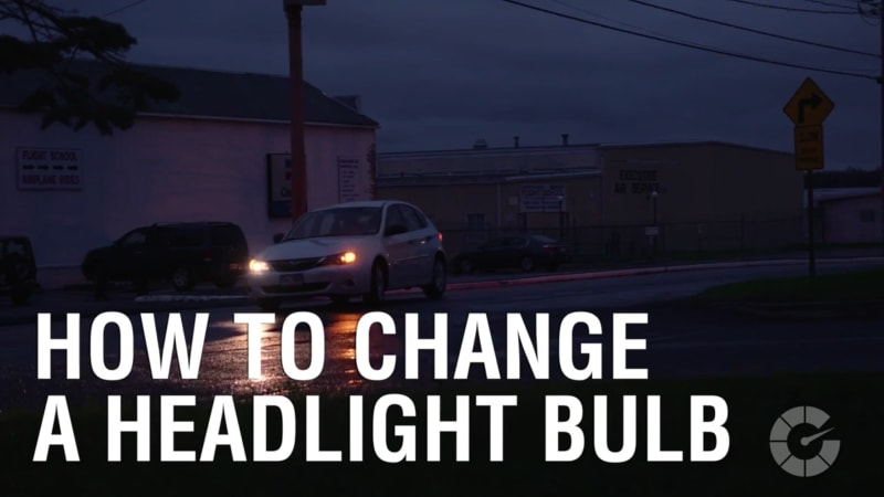 How To Change A Headlight Bulb | Autoblog Wrenched