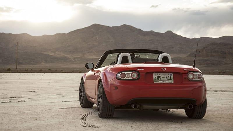Zach Bowman's Mazda Miata