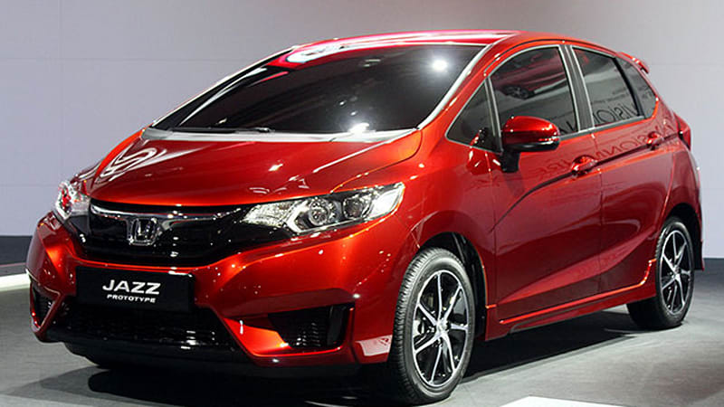 Honda Jazz Prototype is brand's latest production-ready 'concept'