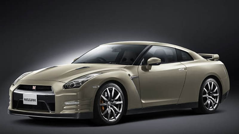 Nissan will build just 45 examples of this 45th Anniversary GT-R