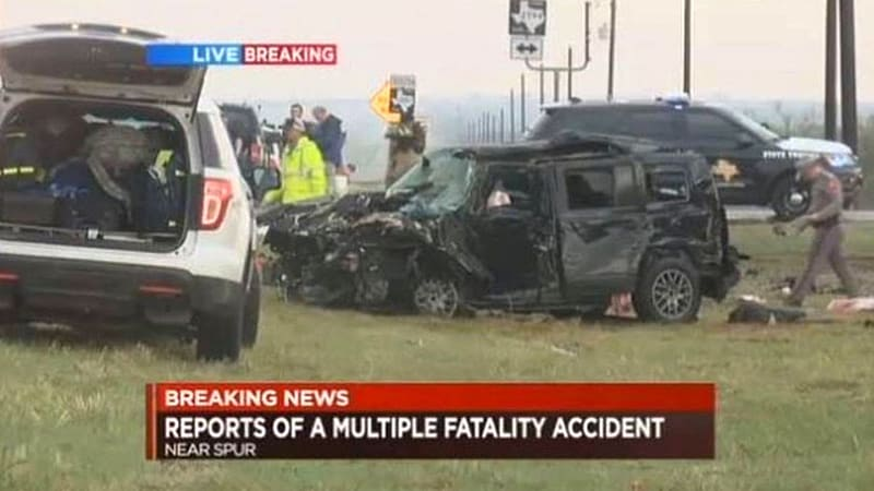 how to write a car accident news report