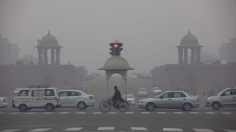 Banhammer coming for older diesel vehicles in New Delhi, India