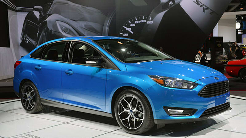 2015 ford focus news and information autoblog