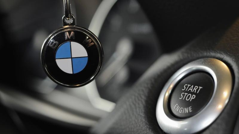 BMW thwarts car thief by remotely locking him in a 5 series