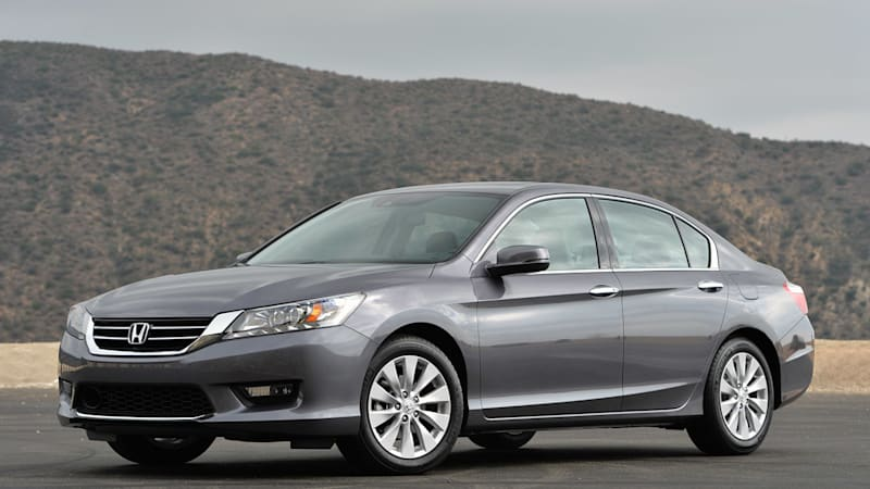 Honda ditching Takata for next Accord's airbags