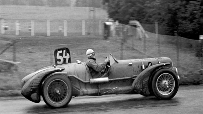 On the trail of the Aston Martin racer who helped change WWII