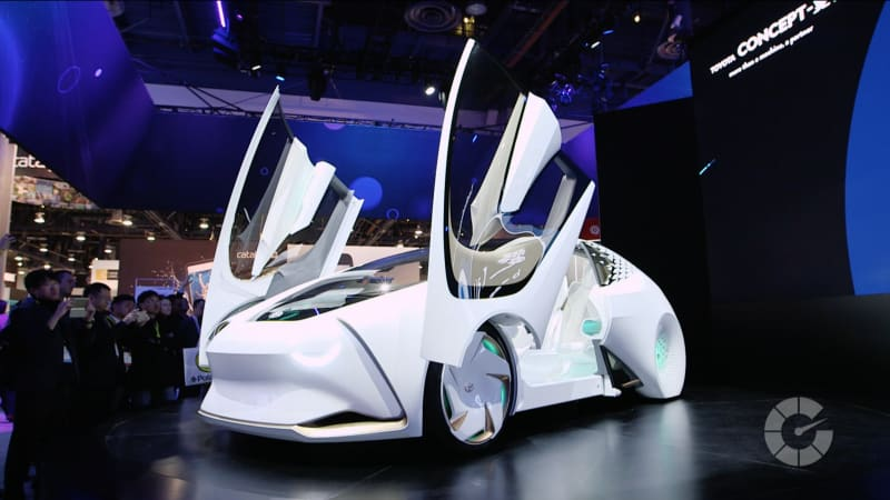 The Electric, Connected Autonomy Of CES 2017   Translogic 214