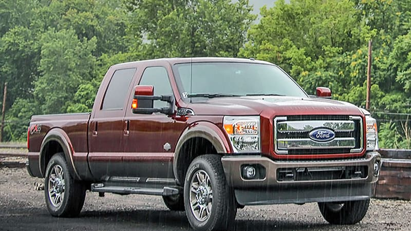 2015 ford f series super duty power stroke first drive. Black Bedroom Furniture Sets. Home Design Ideas