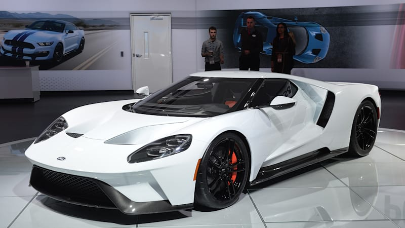 Ford adopts Ferrari-like vetting process for GT sales