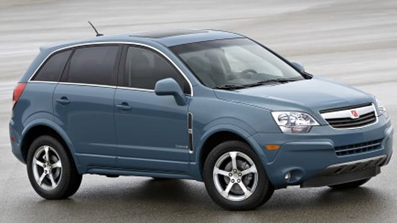 saturn vue 2016 review 2015 best auto reviews. Black Bedroom Furniture Sets. Home Design Ideas
