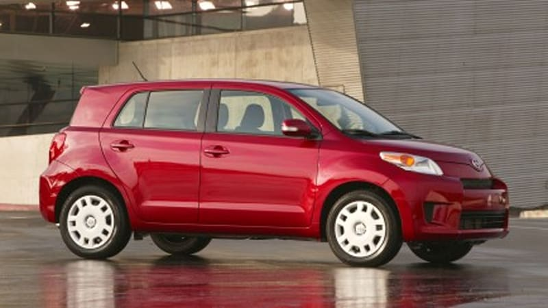 toyota prices the 2008 scion xd starting at 14 550 autoblog. Black Bedroom Furniture Sets. Home Design Ideas
