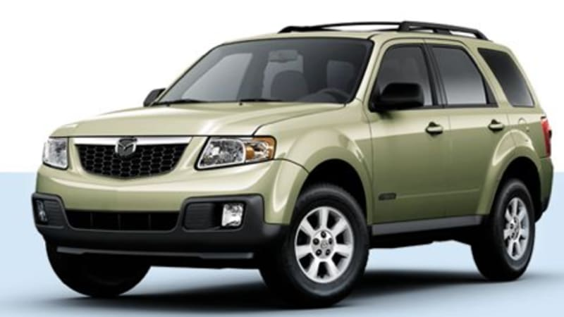 2008 mazda tribute hybrid suvs will qualify for tax credit autoblog. Black Bedroom Furniture Sets. Home Design Ideas