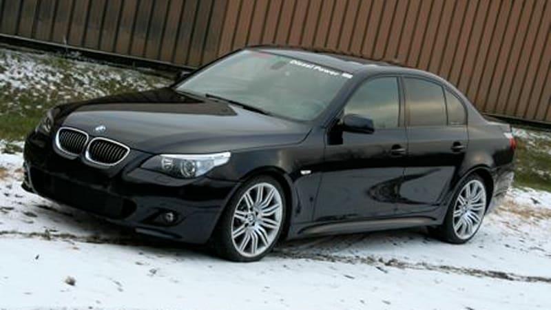 in the autobloggreen garage 2007 bmw 535d yes it 39 s a diesel autoblog. Black Bedroom Furniture Sets. Home Design Ideas