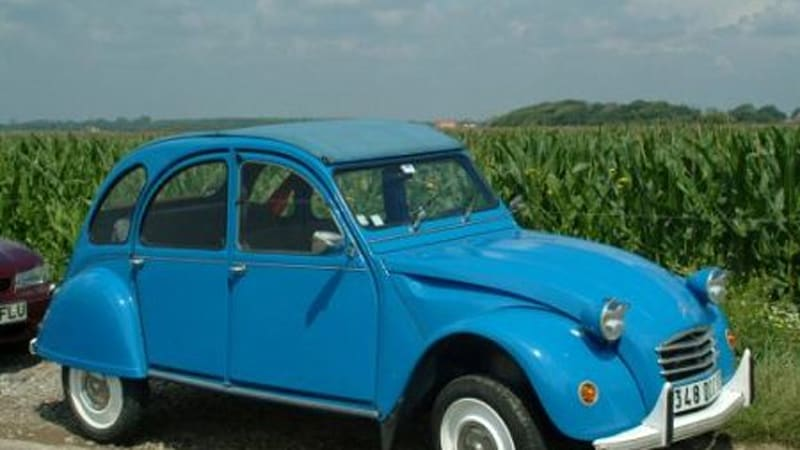 French Cars For Sale In France