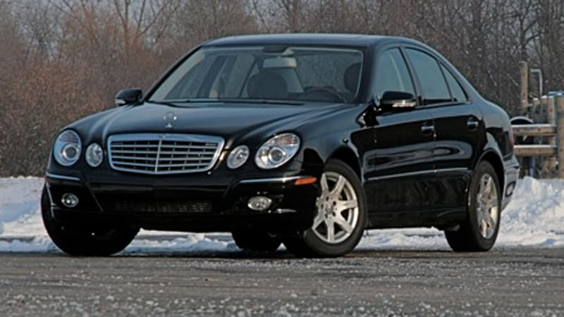 In the autobloggreen garage 2009 mercedes benz e320 for Mercedes benz e320 bluetec