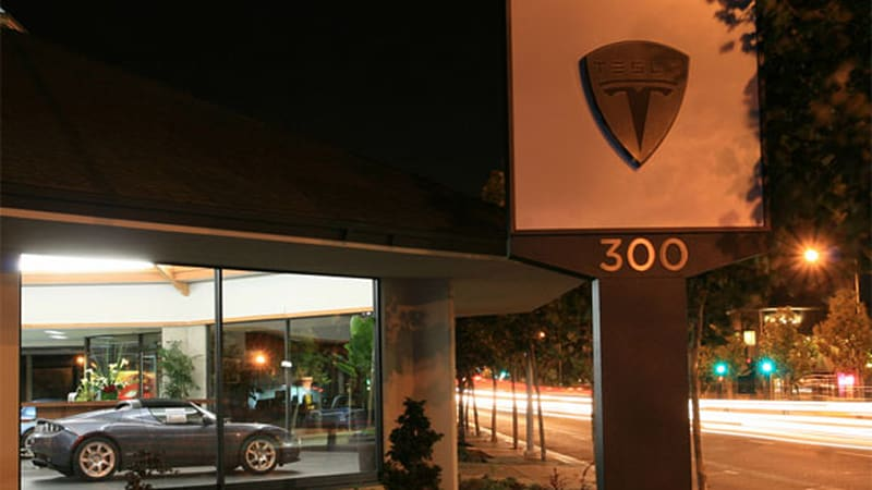 Seven New Tesla Stores Will Open Soon One Roadster Makes