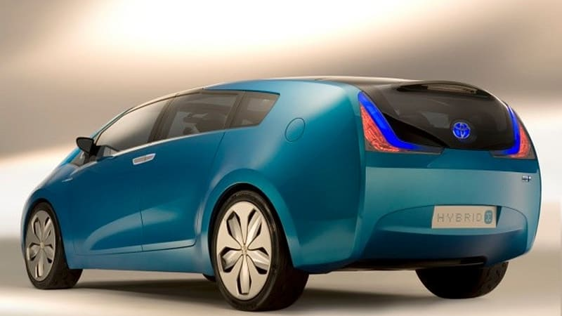 autocar tries to lay out toyota 39 s future prius hybrid path new models coming spring of 2011. Black Bedroom Furniture Sets. Home Design Ideas