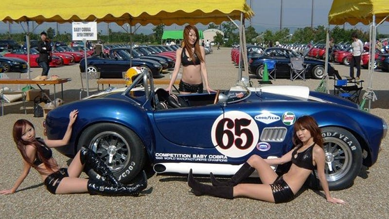 The Kei To A Good Time Pint Sized Shelby Cobra Replica
