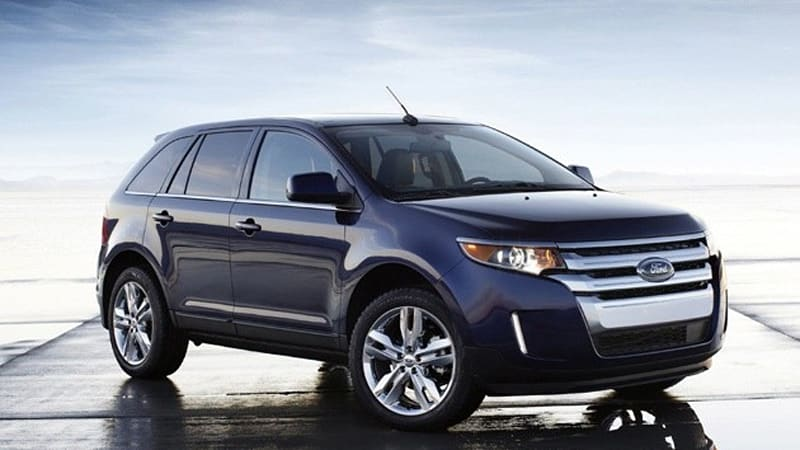 2011 ford edge gets 19 27 mpg epa ratings tops mid size. Black Bedroom Furniture Sets. Home Design Ideas