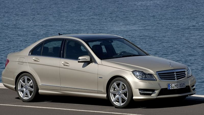 Mercedes benz gives 2011 c350 blueefficiency an amg for Mercedes benz c350 2011
