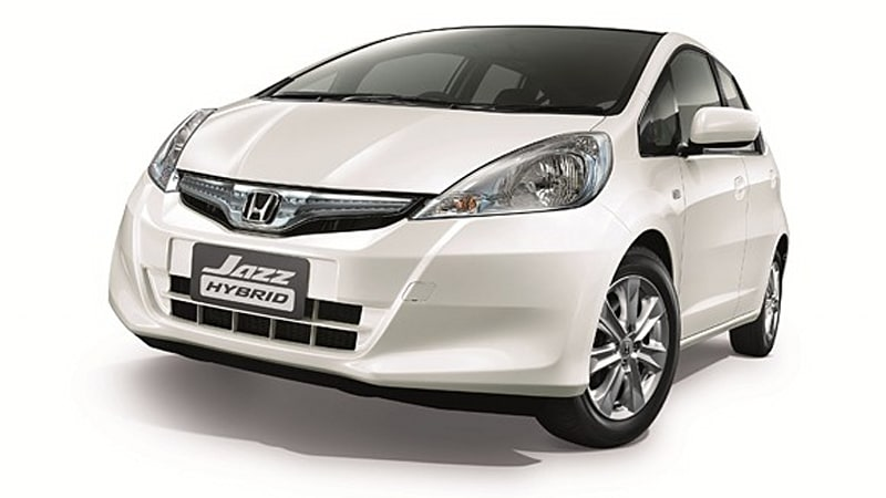 honda launches jazz fit hybrid in thailand autoblog. Black Bedroom Furniture Sets. Home Design Ideas