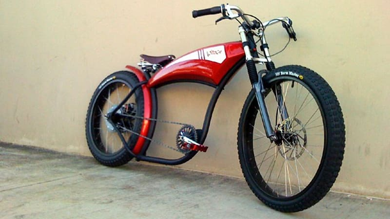Voltage Cycles Brings Retro Cool To Electric Bicycles W