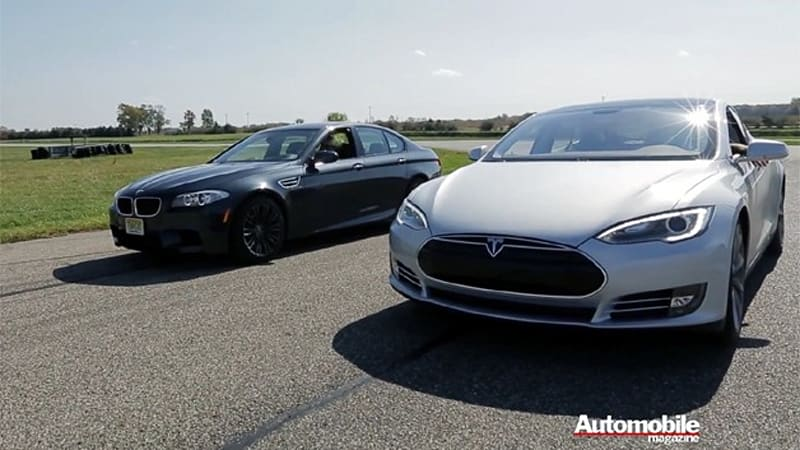 tesla model s vs bmw m5