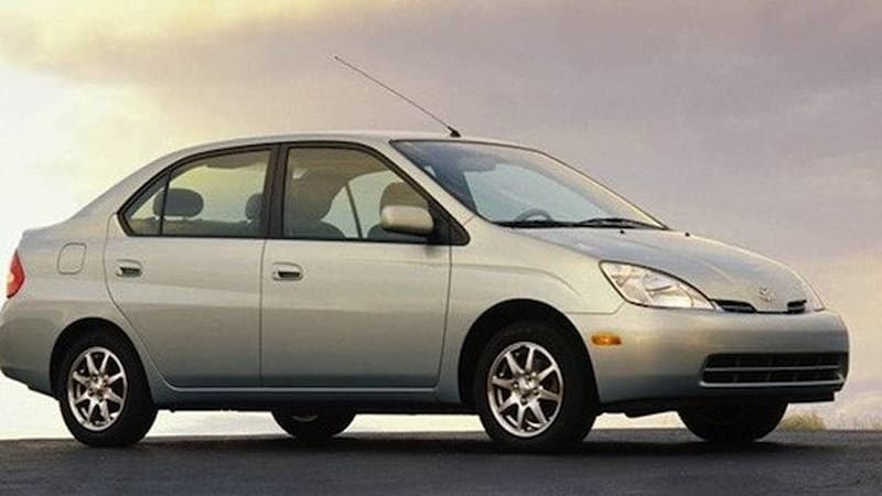 A family's 10-year history with a 2003 first-gen Toyota Prius - Autoblog