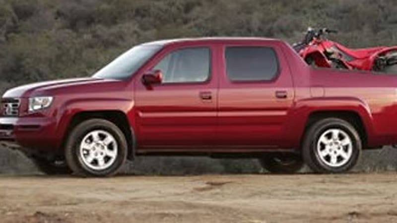 Motor Trend Truck of The Year 2006 Motor Trend 39 s 2006 Truck of