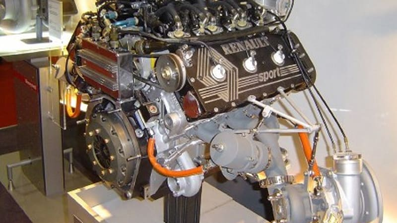 Turbo Mclaren f1 f1 Could Switch to Turbo v6