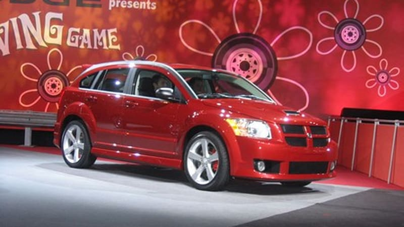 300hp no more official specs for dodge caliber srt 4. Black Bedroom Furniture Sets. Home Design Ideas