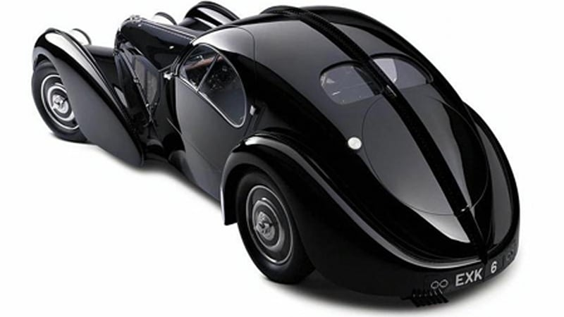 Ralph Lauren\u0026#39;s car collection in pictures