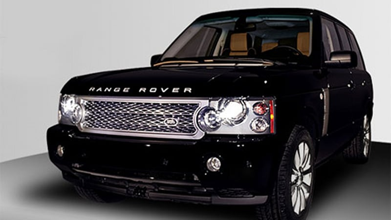 Land Rover Introduces 2008 Range Rover Westminster Autoblog