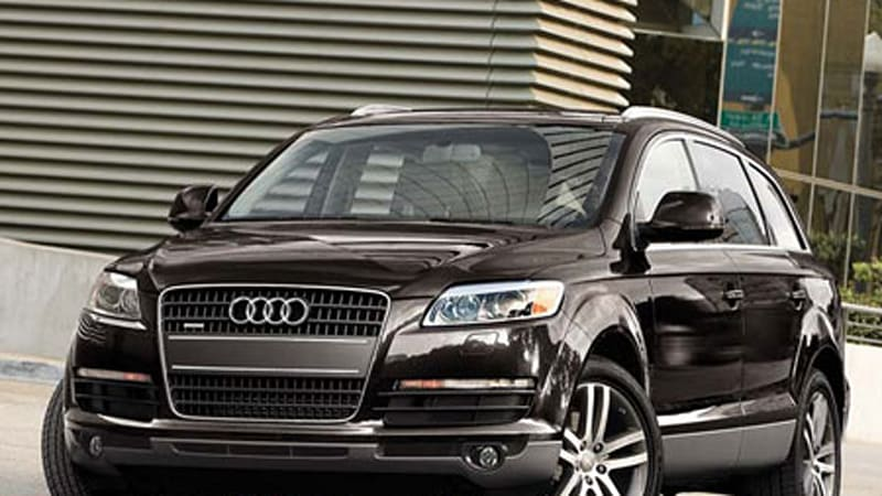 audi q7 hybrid won 39 t be making it to the u s autoblog. Black Bedroom Furniture Sets. Home Design Ideas