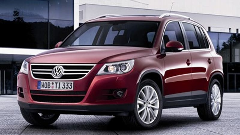 volkswagen recalls 2009 tiguan 2008 passat and wagon for. Black Bedroom Furniture Sets. Home Design Ideas