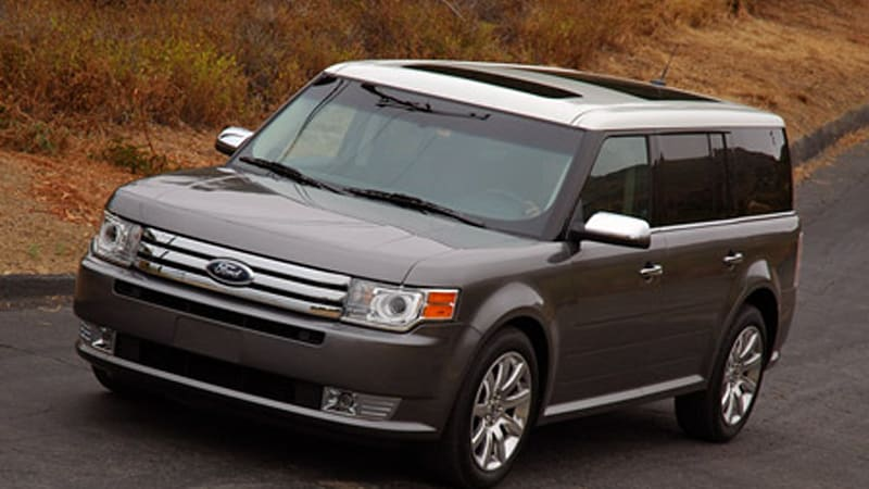 First drive 2009 ford flex limited awd autoblog
