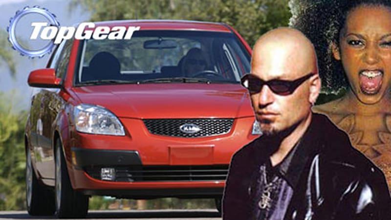 Top Gear USA: Howie Mandel, Melanie B to flog Kia Rio ...