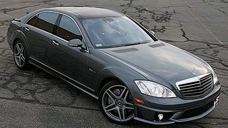Review 2008 mercedes benz s63 amg w video autoblog for 2008 mercedes benz s63