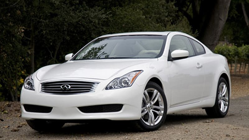 first drive 2009 infiniti g37x coupe and g37s sedan. Black Bedroom Furniture Sets. Home Design Ideas
