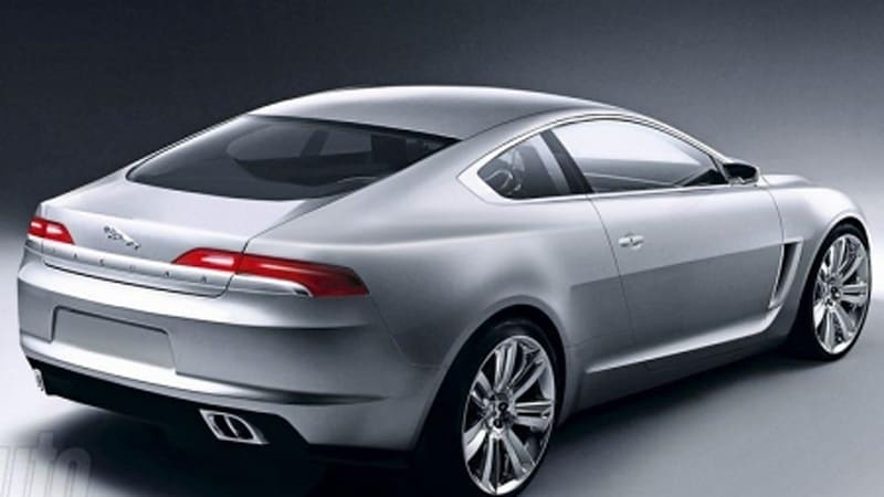rendered speculation jaguar xf coupe breaks cover autoblog. Black Bedroom Furniture Sets. Home Design Ideas