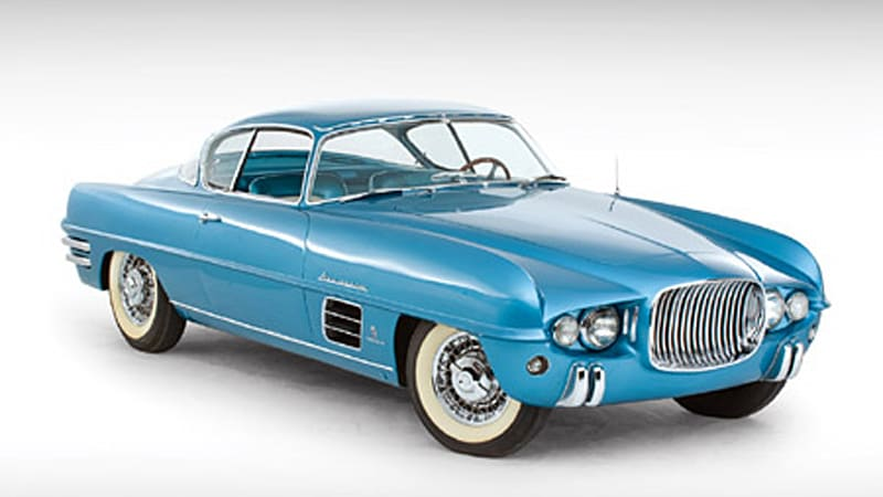 two 1950 s show cars up for grabs at january rm auction   autoblog
