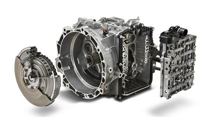 Ford Officially Announces Dual Clutch Powershift Gearbox
